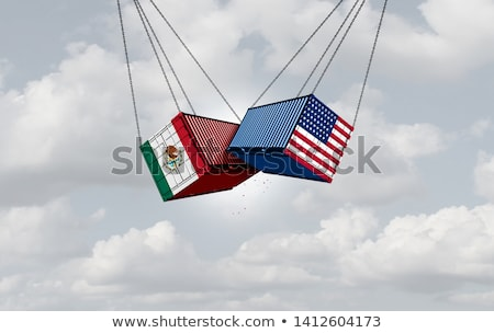 mexico immigration tariff stock photo © lightsource