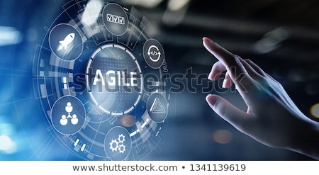 agility stock photo © pressmaster