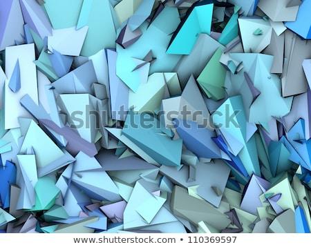 frescos · azul · púrpura · resumen · bokeh · efecto - foto stock © melvin07