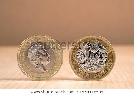 pond · gouden · munten · business · geld · succes - stockfoto © baur