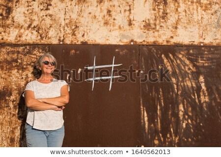 sol · pintado · pintura · aislado · blanco · resumen - foto stock © dash