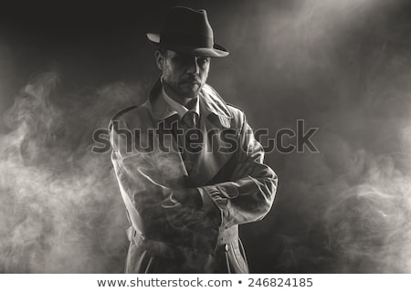 Undercover armed Police Stock photo © RTimages