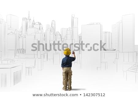 Child Architect Stock photo © photography33