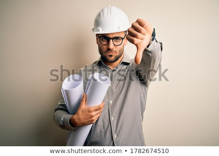 Angry architect Stock photo © photography33