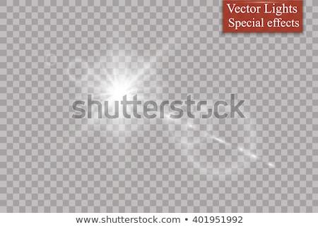 streszczenie · jasne · wybuch · świetle - zdjęcia stock © arenacreative