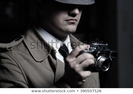 Undercover agent Stock photo © Ronen