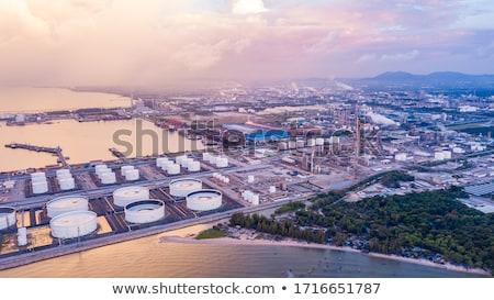 industriële · Singapore · moderne · snelweg · commerciële · haven - stockfoto © joyr