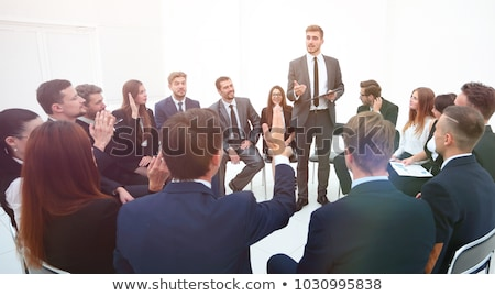 communication skills stock photo © lightsource