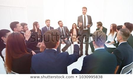 Stock photo: Communication Skills