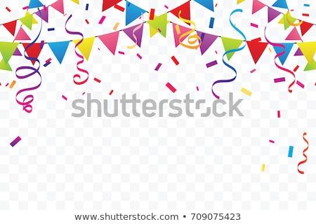 birthday celebration stock photo © alphababy