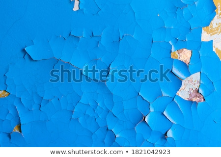 Background of peeled paint Stock photo © ondrej83