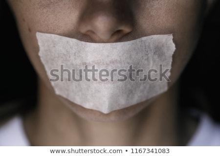 No censorship Stock photo © Hofmeester