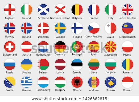 germany and iceland flags stock photo © istanbul2009