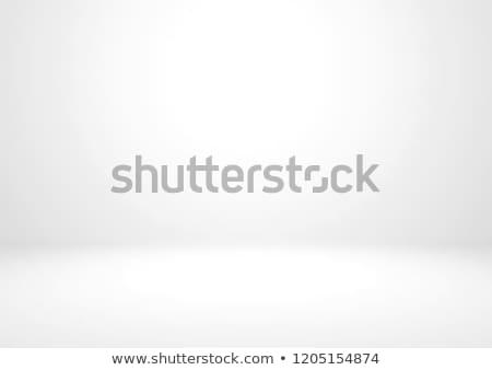 Fehér stúdió fények háttér szoba belső Stock fotó © SArts