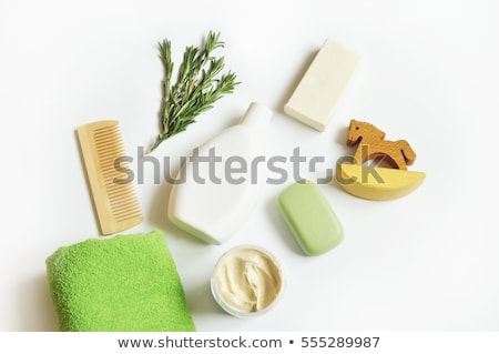 herb bath items Stock photo © joannawnuk