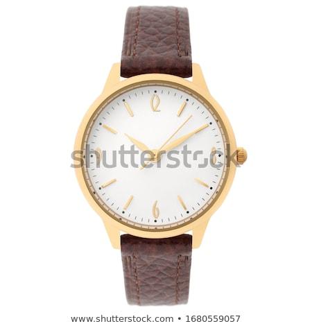 Glamourous clockwork. Stock photo © Fisher