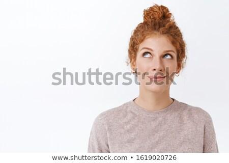 美 画像 ゴージャス 女性 髪 ストックフォト © deandrobot