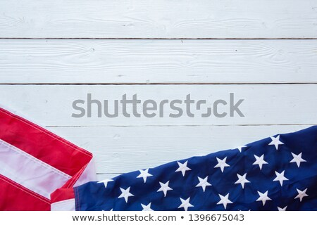 USA Flag Top Stock photo © hlehnerer