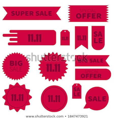best black friday prices and sellouts of shops stock photo © robuart