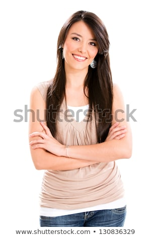 Self assured young woman Stock photo © photography33