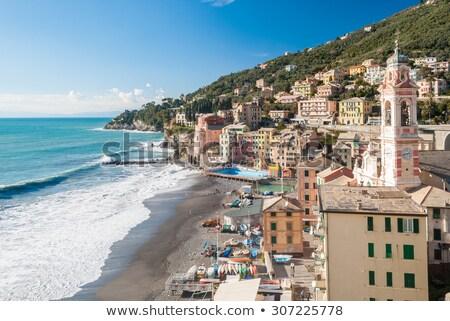 Sori, Liguria, Italy Stock photo © Antonio-S