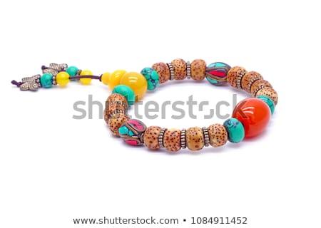 Tibetan Jewelries Stock photo © bbbar