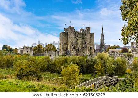 château · Irlande · sud · Voyage · pierre · Europe - photo stock © rafalstachura