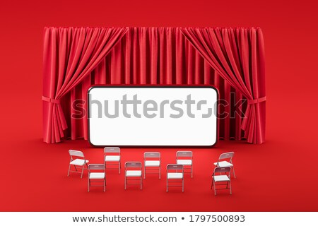 Cinema Concept Stock photo © idesign