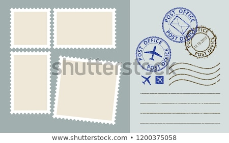 Post card Stock photo © Fyuriy