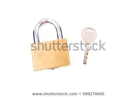 Stock fotó: árgaréz · lakat · és · kulcsok