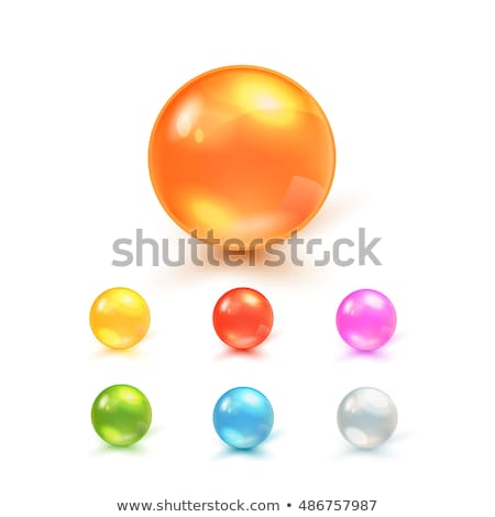 Photorealistic pearl Stock photo © Noedelhap