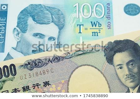Um cem mil projeto de lei dinheiro projeto Foto stock © Taigi