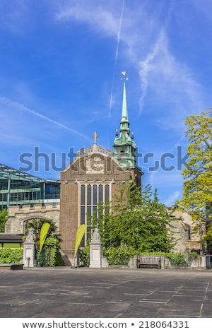 All Hallows by the Tower  Stock photo © Snapshot