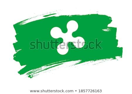 olasz · lóhere · levél · zöld · növény · legelő - stock fotó © ustofre9