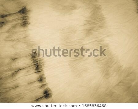 Barna gradiens papír zöld levélpapír textúra Stock fotó © nalinratphi