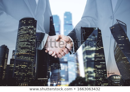 Business Exchange Stock photo © Lightsource