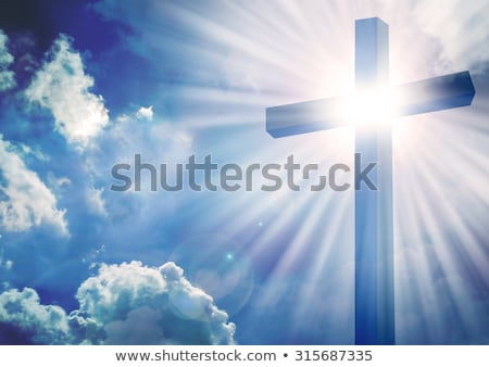 Crucifix Cross Sin Stock photo © rghenry