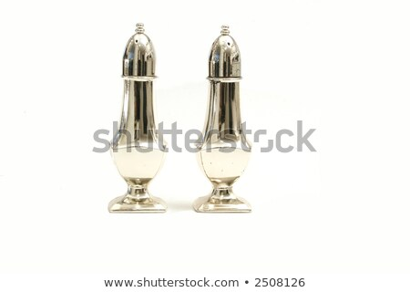China salt and pepper shaker Stock photo © Ximinez