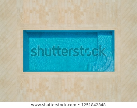 natação · piscina · esportes · fitness - foto stock © ldambies