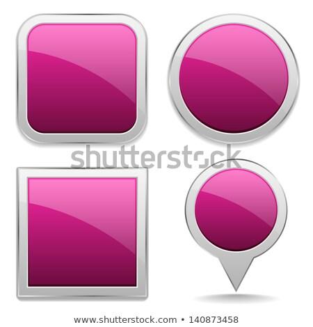 情報をもっと見る ピンク ベクトル ボタン アイコン デザイン ストックフォト © rizwanali3d