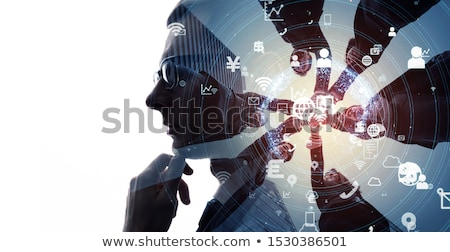 Solution Leadership Concept Stock photo © Lightsource
