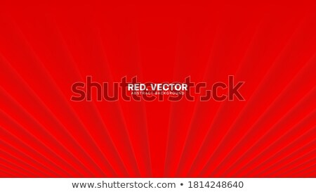 Abstract Christmas composition with rays and bokeh Stock photo © Valeriy
