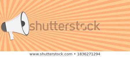 オレンジ 黄色 重要 注記 デザイン ベクトル ストックフォト © tuulijumala