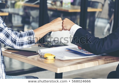 Trusted Business Partner Stock photo © olivier_le_moal