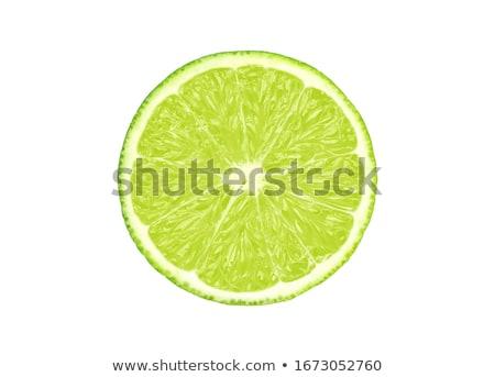 Lime fruit Stock photo © racoolstudio