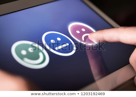 Negative feedback Stock photo © goir
