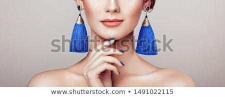 diamant · emerald · juweel · mode · ontwerp · geschenk - stockfoto © robuart