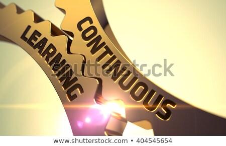 Сток-фото: обучения · металлический · передач · механизм