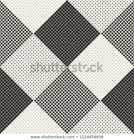 sonsuz · soyut · rasgele · boyut · kareler · vektör - stok fotoğraf © samolevsky