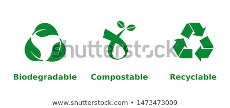 composting symbol stock photo © lightsource